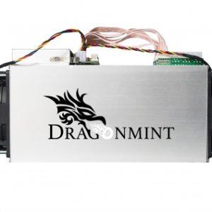 Купить новый ASIC майнер HalongMining DragonMint 16T с проверкой и гарантией